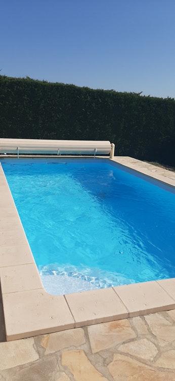 Superbe piscine à la Vieille-Brioude