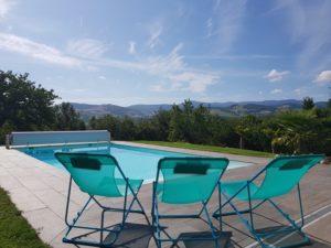 Superbe piscine à La Grand-Croix