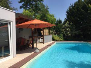 Belle piscine à Achenheim